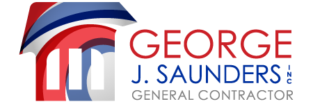 George J. Saunders Construction Logo